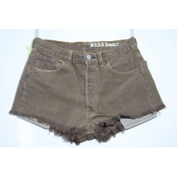 LEVI'S 501 SHORT BASIC Capo Unico N.190