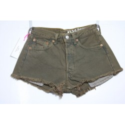 LEVI'S 501 SHORT BASIC Capo Unico N.191