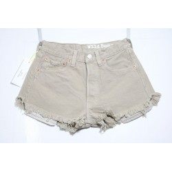 LEVI'S 501 SHORT BASIC Capo Unico N.193