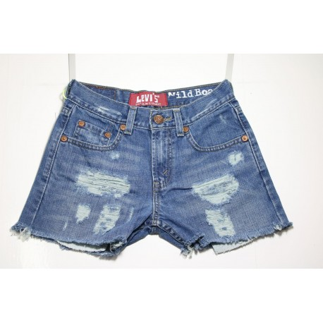 Short Levis  Destroyed