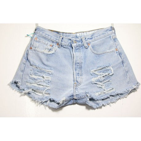 LEVI'S 501 SHORT DESTROY