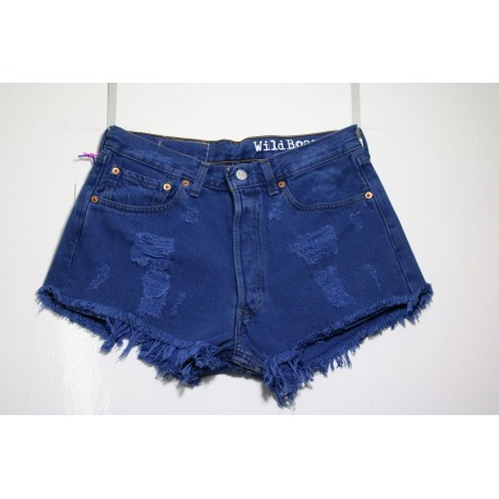 Short Levis 501 Blu