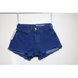 Short Levis 501 Blu Capo Unico N.278