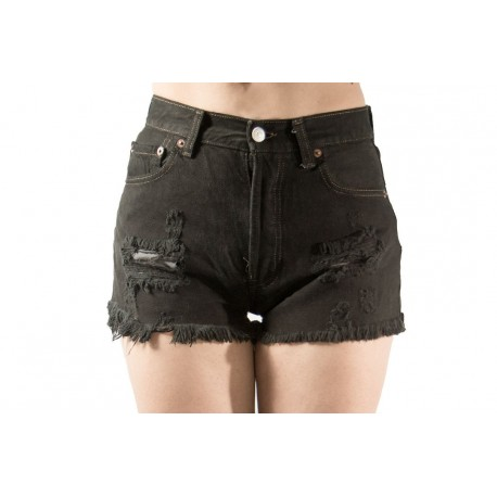 Short Levi's modello Black London