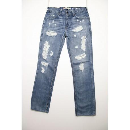 Levi's jeans 511 slim destroyed