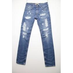 Levi's jeans 513 skinny destroyed