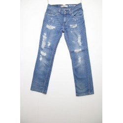 levi's jeans 511slim destroyed