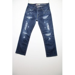 levi's jeans 511 slim destroyed