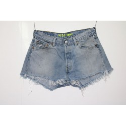 Short Leivs 501 denim