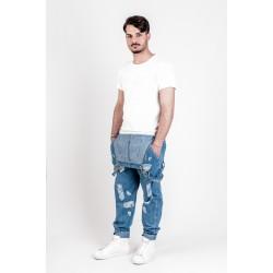 Salopette jeans mod. miami
