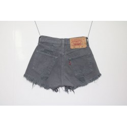Short Levis 501 London Grigio Capo Unico 8