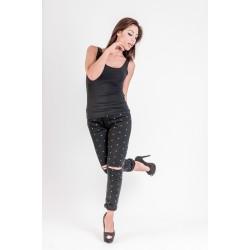 Levi's Jeans Black Pois