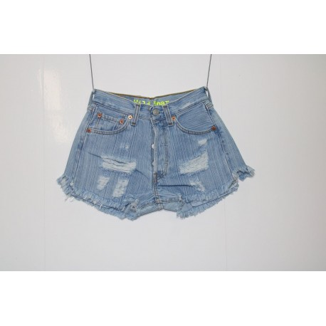 Short Levi's 501 rigato modello London