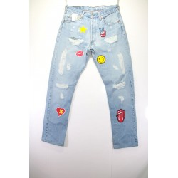 Levi's jeans mod. miami con patch
