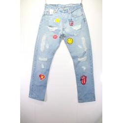 Levi's jeans mod. miami con patch