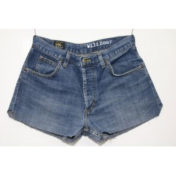 LEE SHORT JEANS BASIC