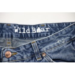 WRANGLER SHORT STRAPPATO DESTROYED