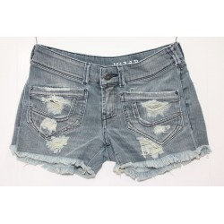 LEVIS SHORT 572 STRAPPATO DESTROYED Capo Unico 47