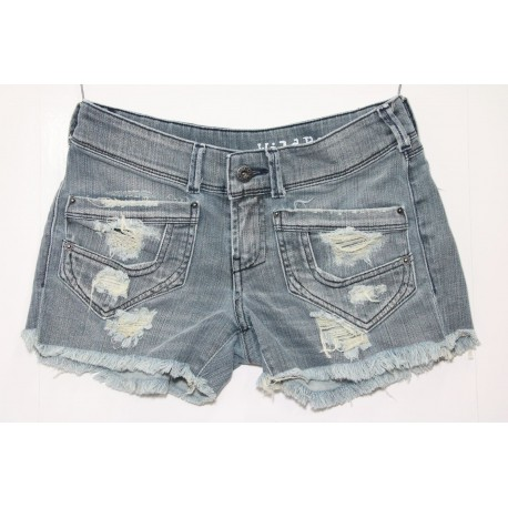 LEVIS SHORT 572 STRAPPATO DESTROYED