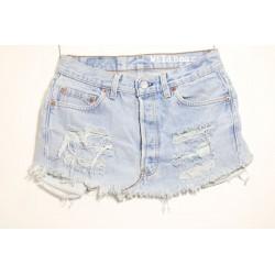 Levi's Skirt con strappi