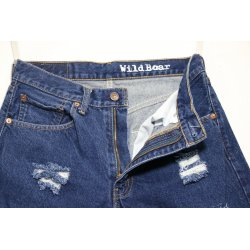 LEVI'S 530 DESTROYED
