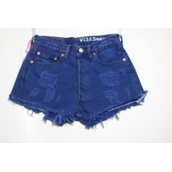LEVI'S 501 SHORT DESTROY Capo Unico N.202
