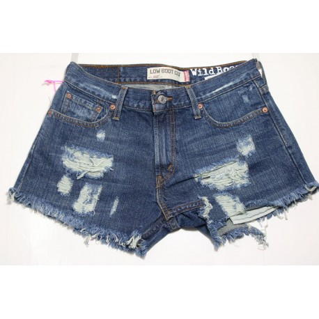 LEVI'S 527 SHORT DESTROYED