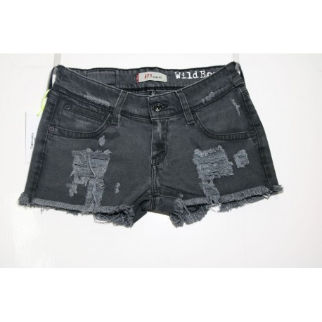 LEVI'S 571 SHORT DESTROYED ELASTICO