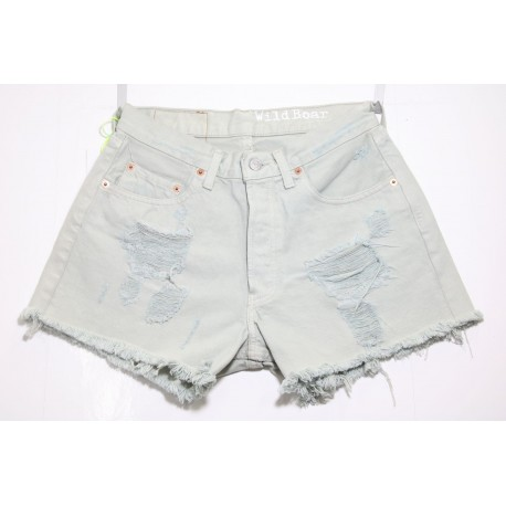LEVI'S 517 SHORT DESTROYED