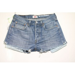 LEVI'S 501 SHORT BASIC Capo Unico N.161