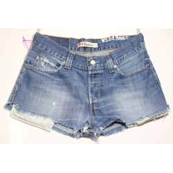 LEVI'S 512 SHORT BASIC Capo Unico N.162