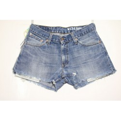 LEVI'S 516 SHORT BASIC Capo Unico N.163